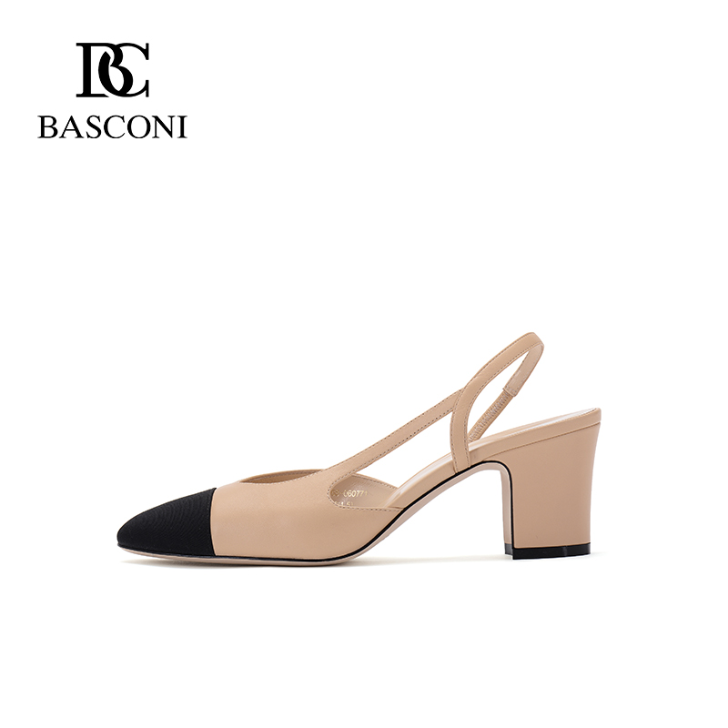 BASCONI brand 2016 new design shoes woman sandals sexy fashion casual shoes high quality Full Grain Leather naked color 622401<br><br>Aliexpress