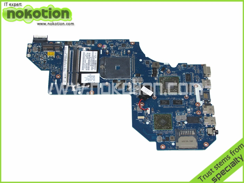 687229-001 QCL51 LA-8712P Laptop Motherboard for HP PAVILION M6 M6-1000 AMD HD7670M DDR3 Mainboard Full Tested<br><br>Aliexpress