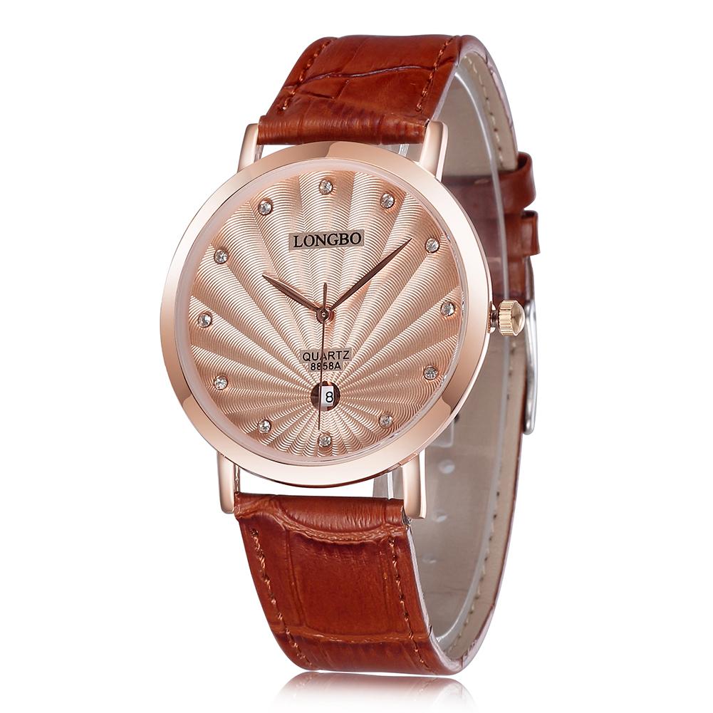2016 New Arrival Men Watch Luxury Brand Watch Diamonds Calendar Quartz Men Wristwatches Casual Fashion Watch<br><br>Aliexpress