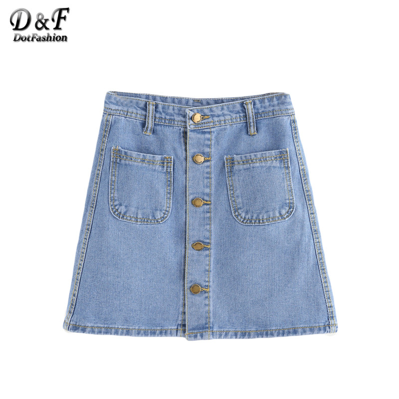 Compare Prices on Wear Denim Skirts- Online Shopping/Buy Low Price ...