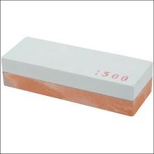 by DHL or EMS 500 pcs 400# 1500# Double Side Knife Razor Sharpening Stone Whetstone(China (Mainland))