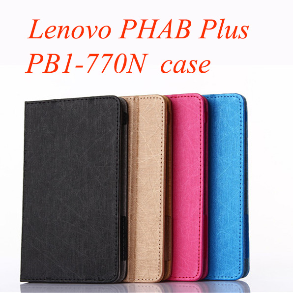 For Lenovo PHAB Plus protective sleeve PB1-770N 6.8 inch Tablet PC dedicated cover for Lenovo 770N case(China (Mainland))