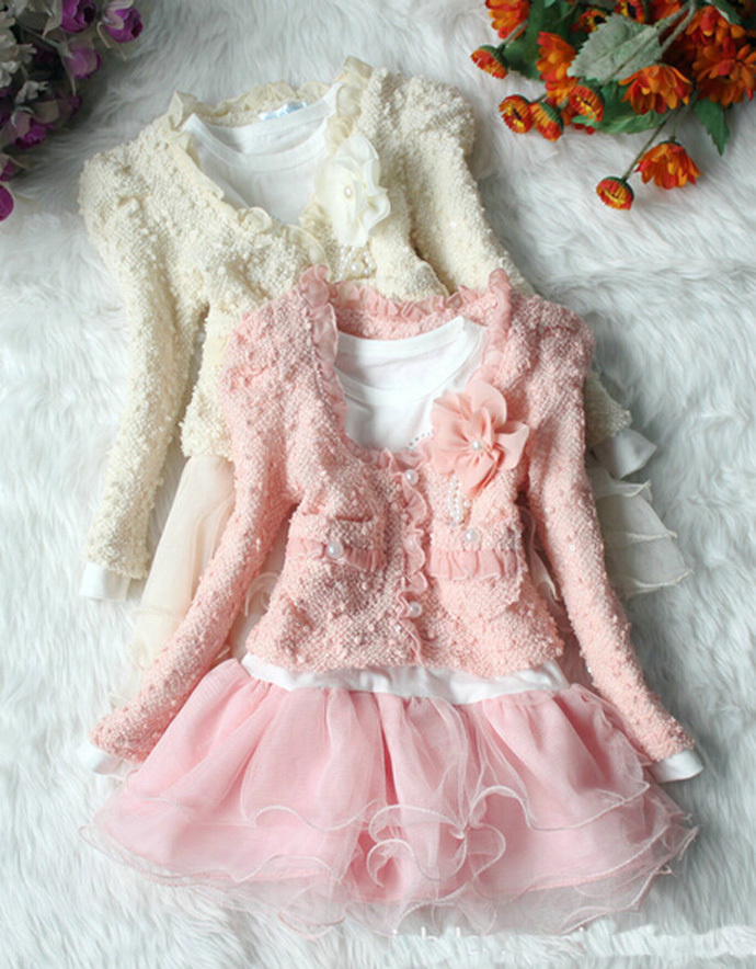 Wholesale Designer Kids Clothes girl clothing suit new fashion