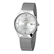 Męski zegarek marki WWOOR Ternic