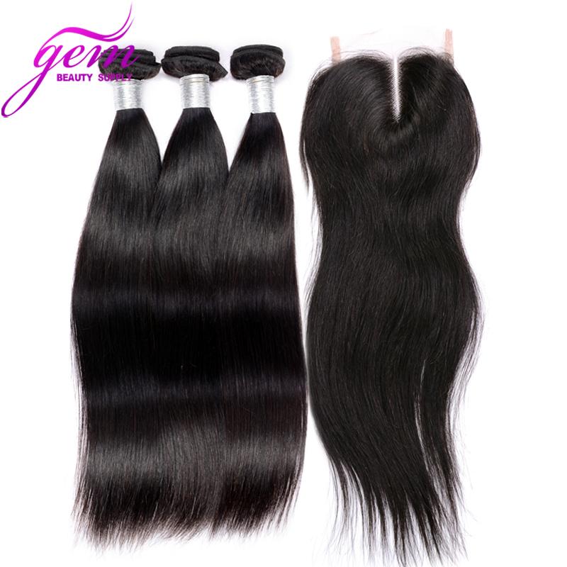 Гаджет  Malaysian Straight Virgin Hair Bundle with Lace Closure 4pcs Lot Ali Moda Virgin Maylasian Silk Straight Hair VIP Beauty Company None Волосы и аксессуары