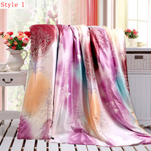 2016 new product pure manual silk fabrics mulberry silk quilt summer home textiles(China (Mainland))