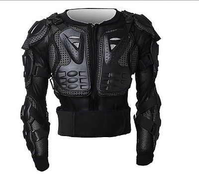 Motorcycle Motorcross Racing Full Body Armor Spine Chest Protector Jacket(China (Mainland))