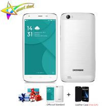 5.5'' Doogee T6 PRO 4g Lte 6250mAh Android 6.0 MT6753 Octa-core 3GB RAM 32GB ROM 5MP+13MP Camera GPS OTG Hotknot OTA Smart phone(China (Mainland))