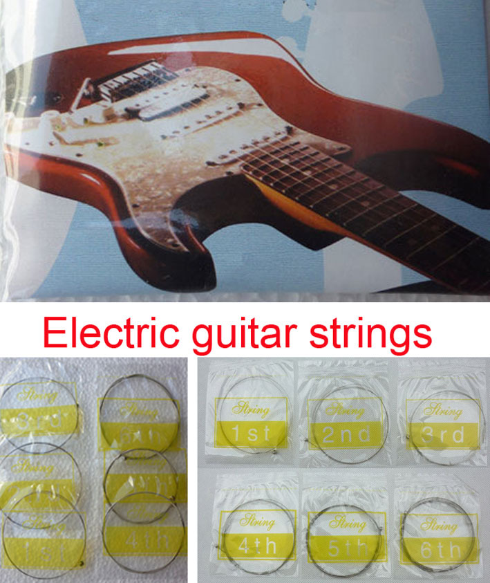 2015 Direct Selling Hot Sale Musical Instruments Electric Guitar Sets String 010 Of Strings Guitars ST3050R(China (Mainland))