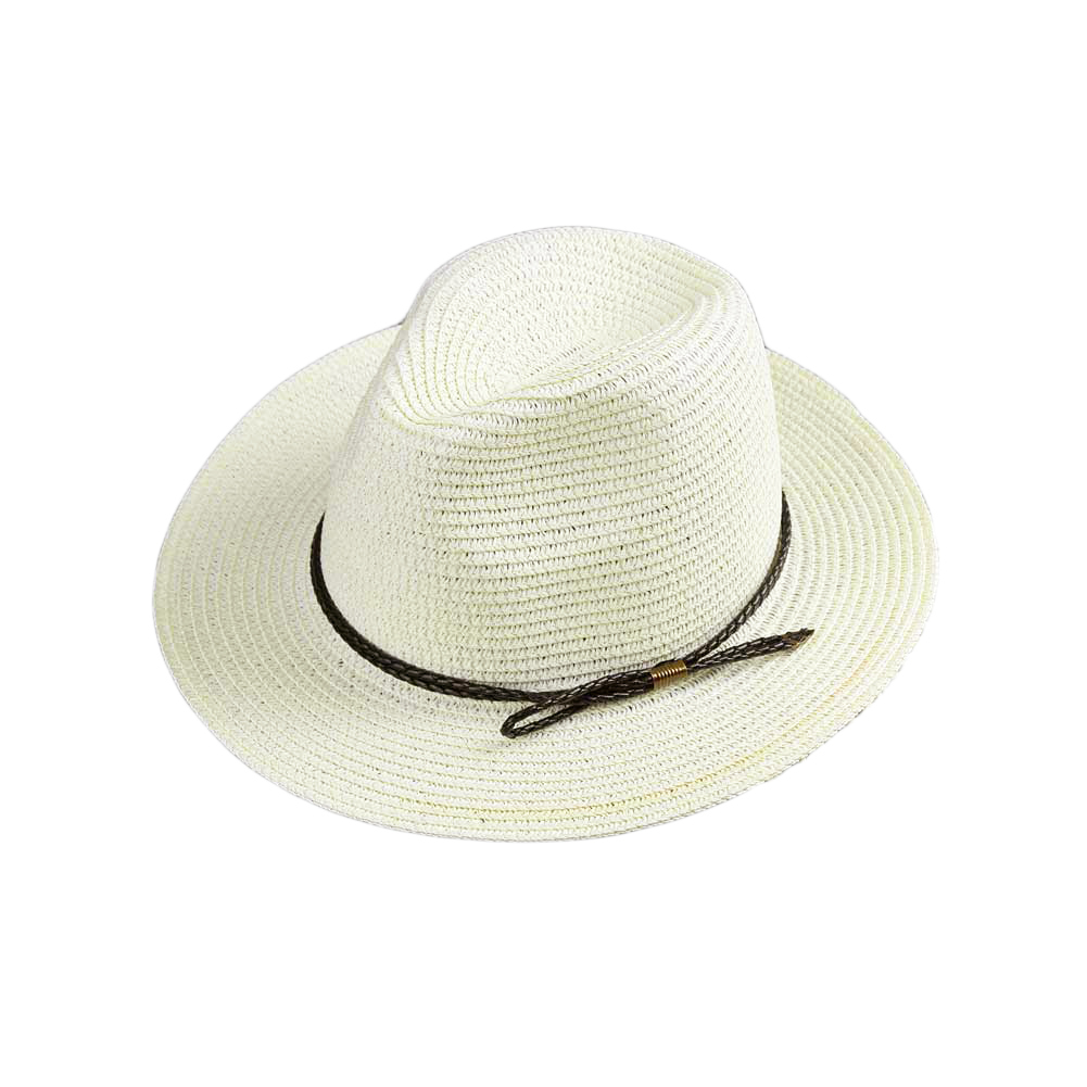 Unisex Wide Brim Sun Hats for Women Beach Visor Girls Summer Hat Panama Solid Color Straw Hats for Men Braide Belt Sun Cap(China (Mainland))