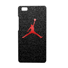 Fashion sports brand Jordan logo phone cases for Huawei Ascend P8 lite case high-quality plastic hard cover