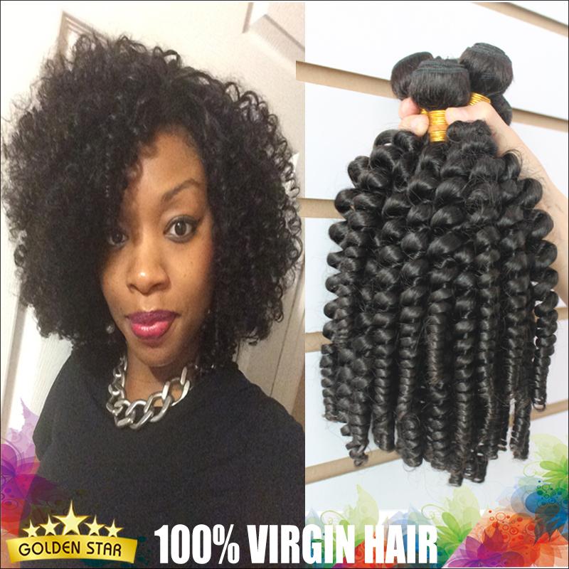 7a cheap brazilian hair 4 bundles afro kinky hair tissage cheveux humain wet and wavy rosa hair products soft human hair shop 1B(China (Mainland))