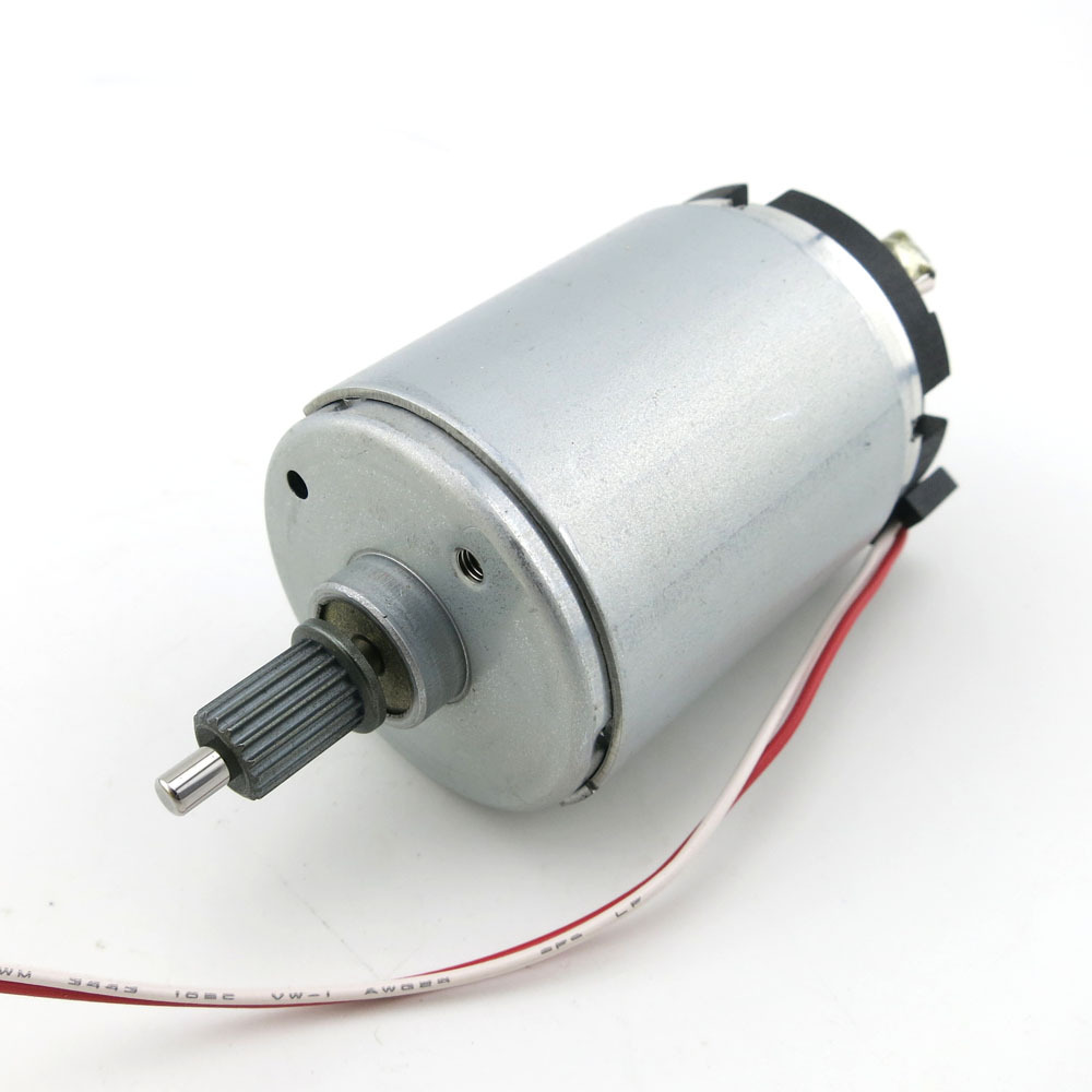 New 545 dc motor high torque low noise wind generator for for Low noise dc motor