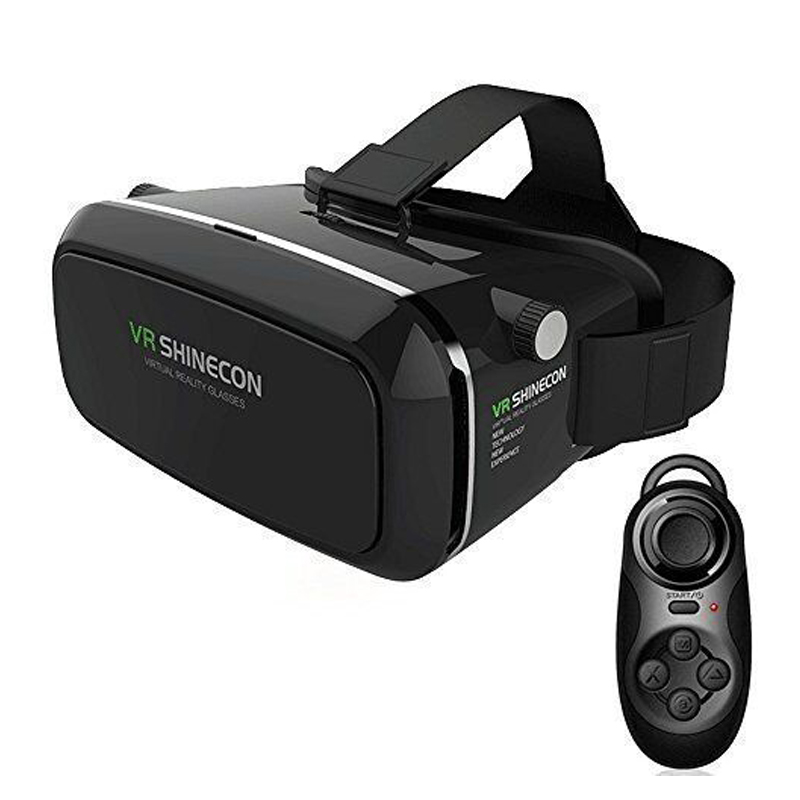 D Vr Box Glasses Shinecon