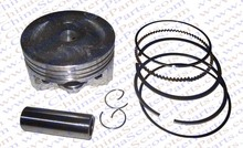 Performance 58.5MM Piston Ring Kit GY6 155CC Quad ATV Go Kart Buggy Parts