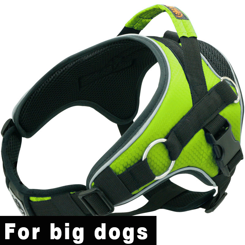 Professional Out Door Dog Harness Leash For Big Dogs New Supplies Pet Products(China (Mainland))