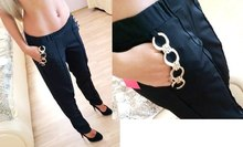 trousers fashion women 2014  formal pants Womens Clothing(China (Mainland))