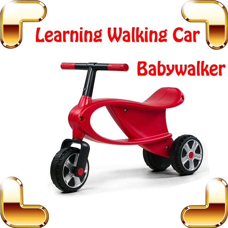 New Arrival Gift Rastar Babywalker Baby Learning Walking Car Kids Ride On Cars Outdoor Drive Education Toy Go-cart Vehicle(China (Mainland))
