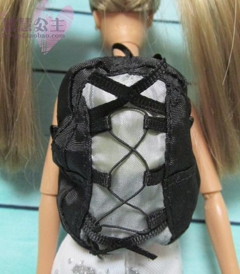 15 totally different kinds for select Doll equipment Trend Luggage  purses for Barbie 1:6 dolls BBI00351
