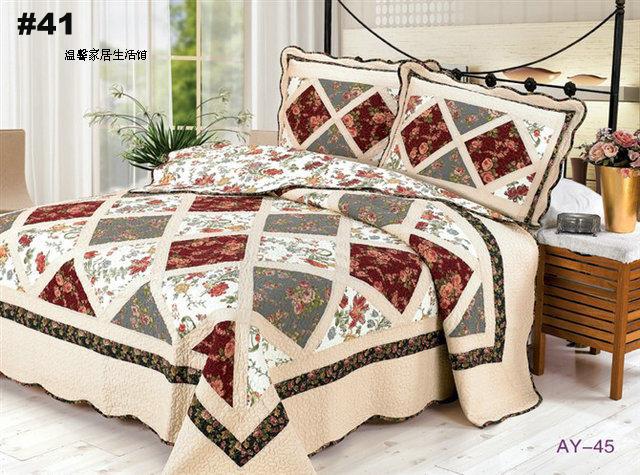 quilt bedspread queen 1