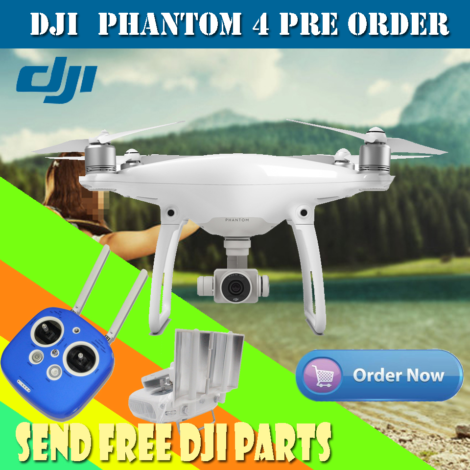 Hot Sell DJI Phantom 4 Rc Quadcopter Drone with Camera 4K and 3Aixs Gimbal vs DJI Phantom 3 Professional Pre Prder Fast Shipping<br><br>Aliexpress