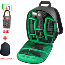 New Pattern DSLR Camera Bag Backpack Video Photo Bags for Camera d3200 d3100 d5200 d7100 Small Compact Camera Backpack(China (Mainland))