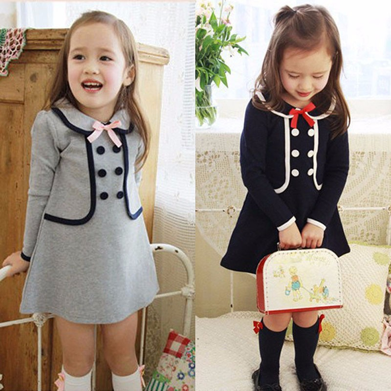 Childrens Festivals Adossac Summer Baby Girls Toddler Sundress Stripe Casual Dresses Outfit Clothes Dress(18 Month-5 Year)