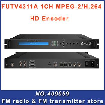 FUTV4311A 1CH MPEG-2/H.264 HD Encoder