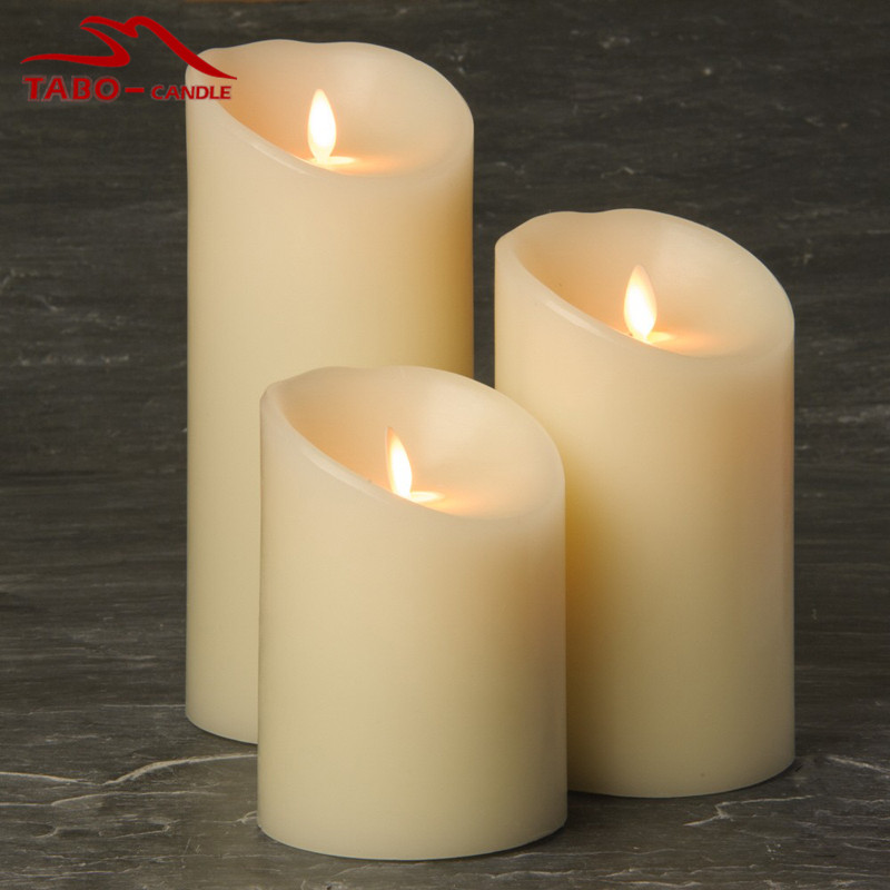 Popular ivory pillar candles buy cheap ivory pillar for Different brands of candles
