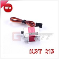 Freeshipping KST (9 PIECES/LOT) DS215MG Digital Coreless Swashplate CCPM/Rudder Servo For 450 RC Helicopter elicottero Big Sale