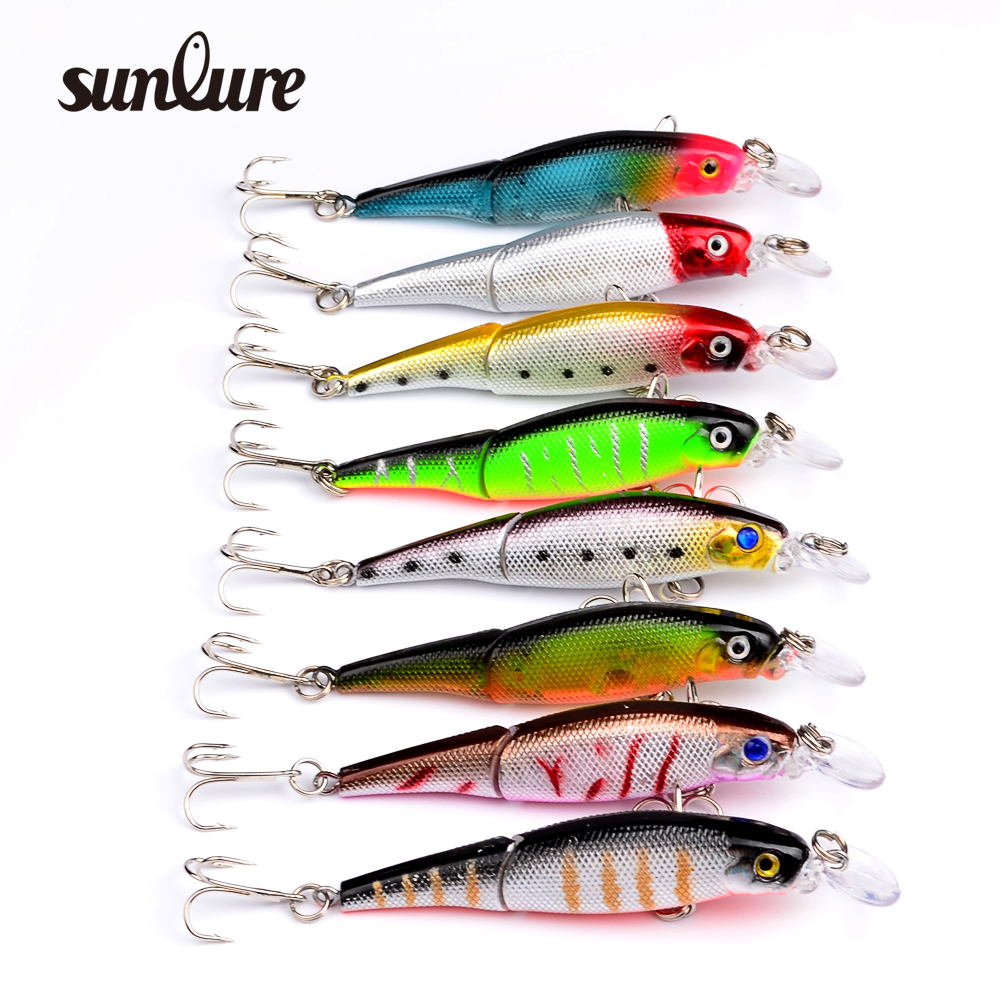 2016 top quality fishing lures 9cm fishing tackle 8 for Best fishing bait