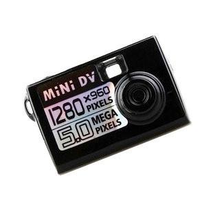 5 Mega Spy Mini DV High Definition Camera 720P Video Record with Voice Mic HD Hidden camcorder Smallest Webcam Brand Sport DVR(China (Mainland))