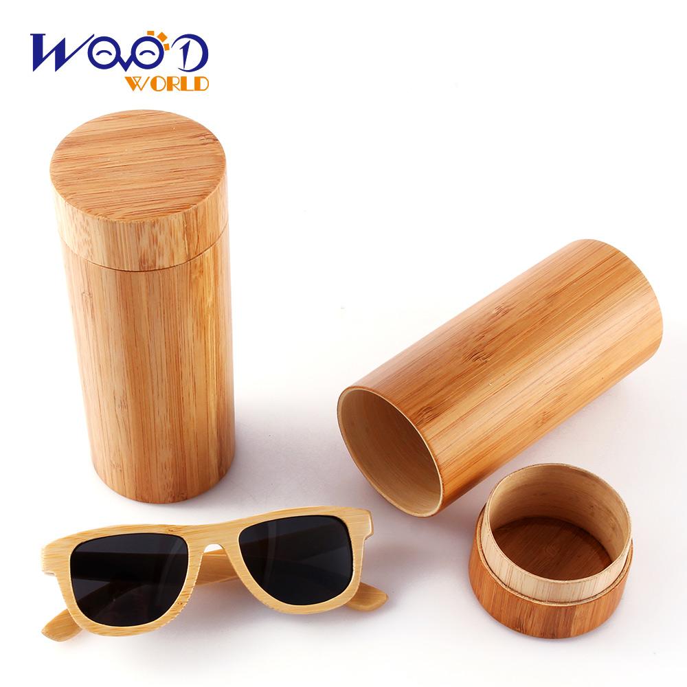Free Shipping bamboo sunglasses polarized eyeglasses wooden sunglasses(China (Mainland))