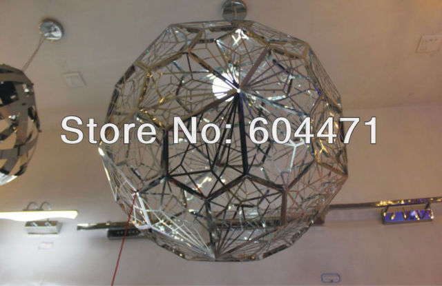 2012 New Tom dixon Modern Etch web LED pendant Lights also for wholesale