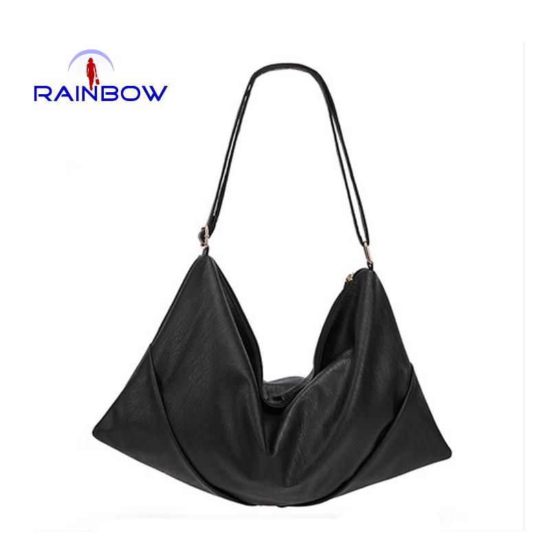 2015 Women Big Capacity Hobos Bags Classic Women Handbags Fashion Design Shoulder Bag Casual Shopping Hand Bags(China (Mainland))