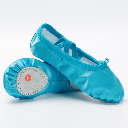 DB24059 Satin Ballet Shoes-3