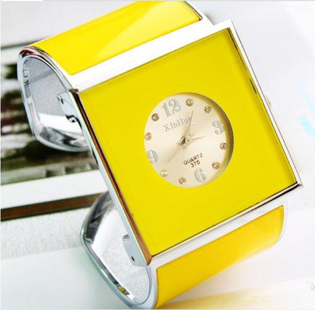 Horloge Women Wholesale Fashion Simple Square Women's Quartz Bracelet Watch Women Fashion Dress Watches Relogio Feminino Saat(China (Mainland))
