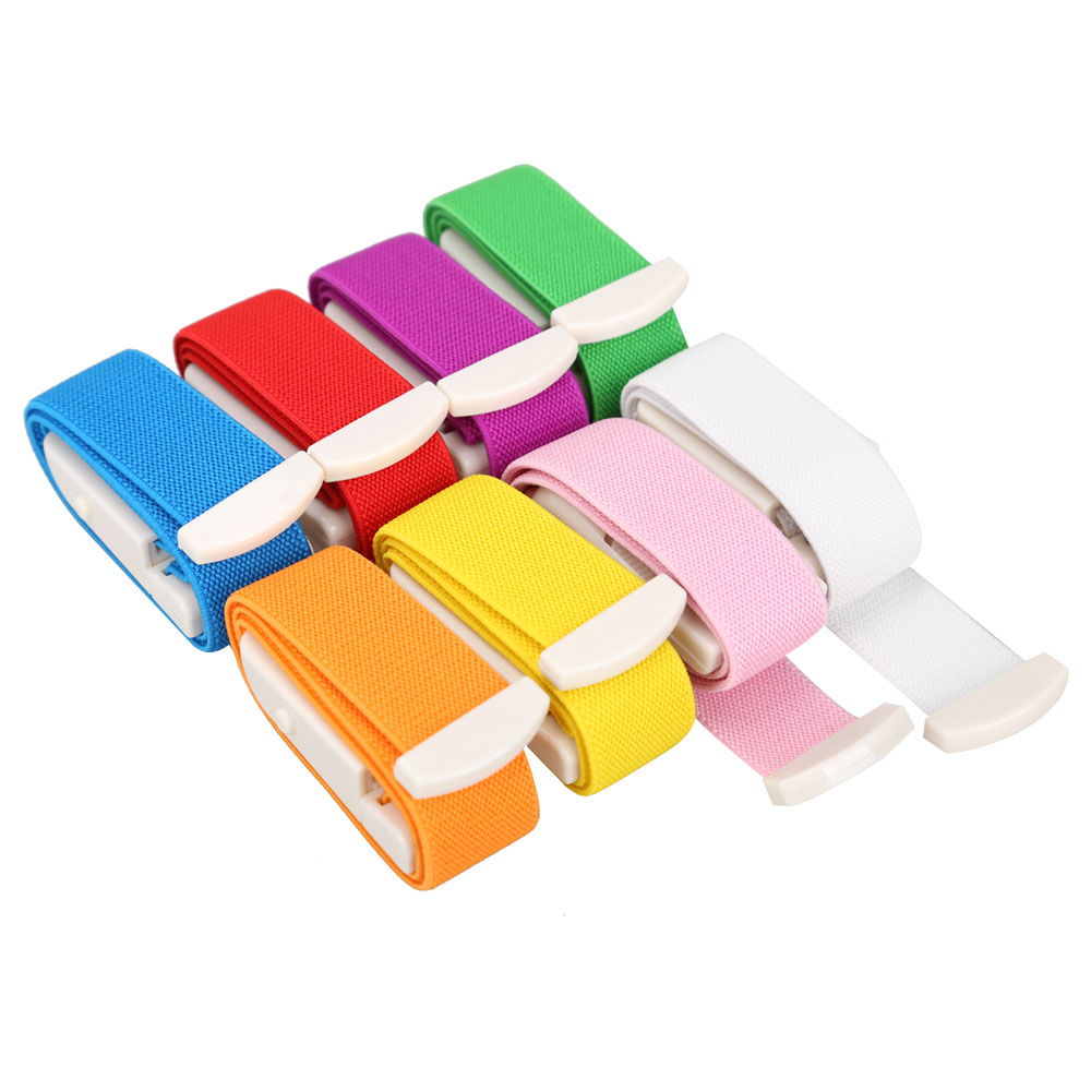 5x Outdoor Camping Buckle Elastic Belt Medical Emergency Tourniquet BS88(China (Mainland))