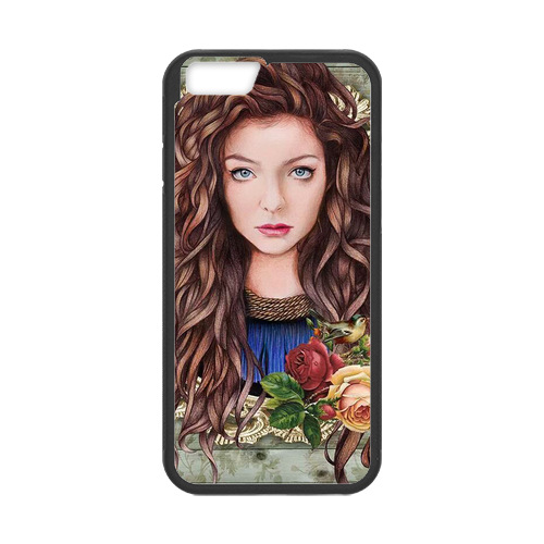Lorde Hunger Games Case for iPhone 6 Mobile Phone Cases Uk(China (Mainland))