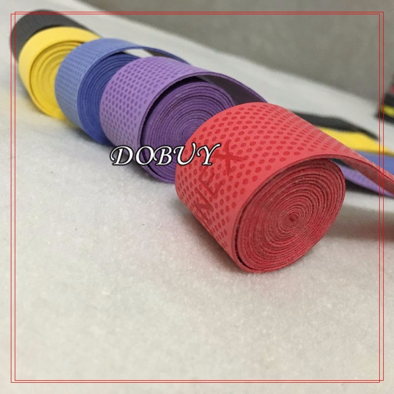 Free shipping 60 pcs YY Dry feel badminton Overgrip,overgrips for  tennis racket,squash racket,padel,badminton racket