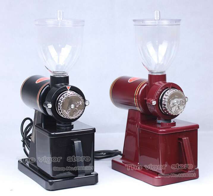 Aliexpress.com : Buy FREE SHIPPING Commercial Electric Coffee Grinder Machine coffee millling ...