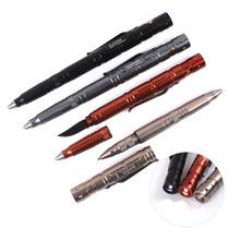 1 Stück Beste Verkauf Hohe Helligkeit LED Taktische Pen Gravur Mit Batterie(China (Mainland))