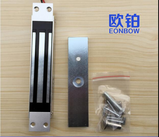 320kg/660lbs Door Shear Locks/Concealed Shear Magnetic Lock for door access control system/Floor Mount Electrical Magnetic Lock<br><br>Aliexpress
