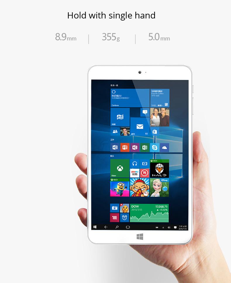 tablette windows 10 taille 8 pouces 32go 2goram hd intel quad core ebay. Black Bedroom Furniture Sets. Home Design Ideas