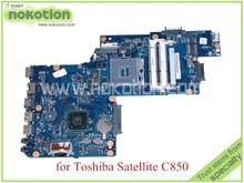 Для toshiba satellite C850 H000050950 материнской платы ноутбука 15 »HM77 HD4000 Графика DDR3 Плата