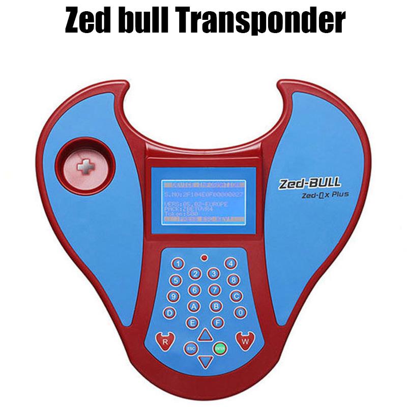 2016 New Smart Mini Zed Bull Auto Key Programmer Zed-Bull 2016 Smart Mini Zedbull Small Zed-Bull Transponder Car Key Programmer(China (Mainland))