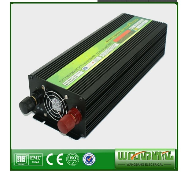 3000W modificeret sinus inverter 3000W Modified sine wave inverter dc to ac single phase With DHL UPS Fedex Free shipping<br>