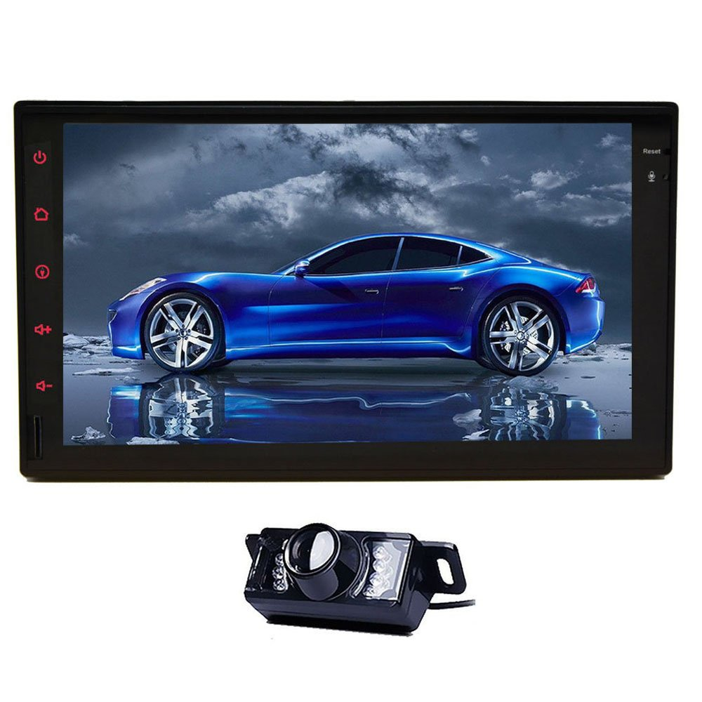 Pure Android 4.2 Car PC Tablet double 2 din Car Radio Audio With GPS Navi Bluetooth Car Stereo NO-DVD mp3 Player iPod USB Wifi(China (Mainland))