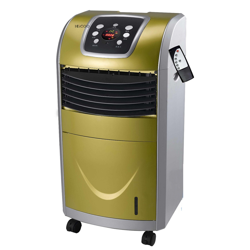 Charge Air Cooler Ice Box : Evaporate air water cooler used in room with ice box