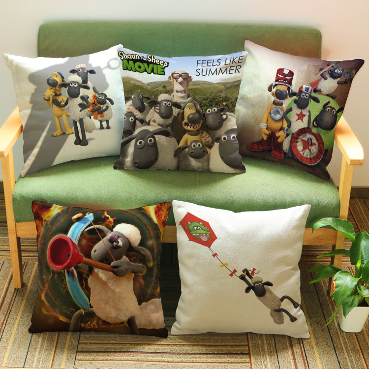 imprim housse de coussin promotion achetez des imprim housse de coussin promotionnels sur. Black Bedroom Furniture Sets. Home Design Ideas